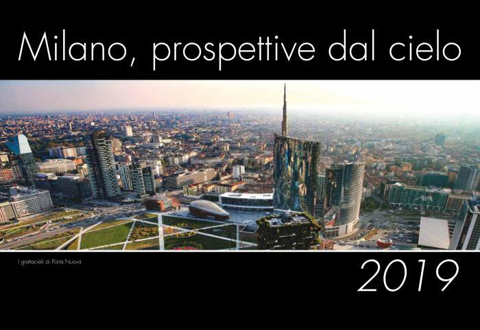 Calendario Milano.Ll Calendario Esedra 2019 Milano Prospettive Da Cielo
