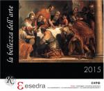 Il Calendario 2015 di Esedra Broker: la bellezza dell'arte a Milano, in occasione di Expo 2015